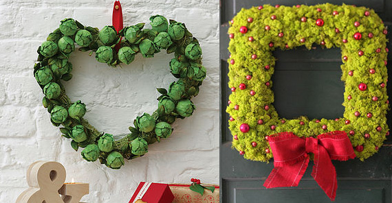 unusal-christmas-wreaths-brussel-spouts