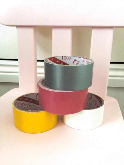 Duct tape storage box eBay tape
