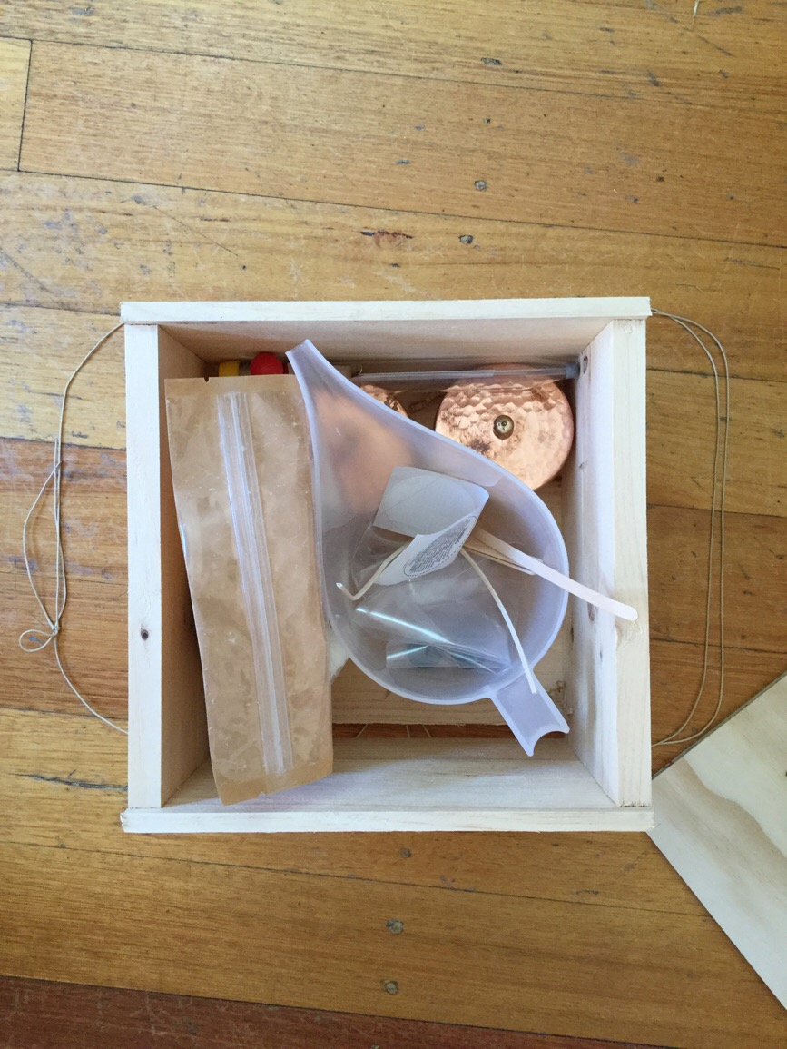 Crafty candle supplies