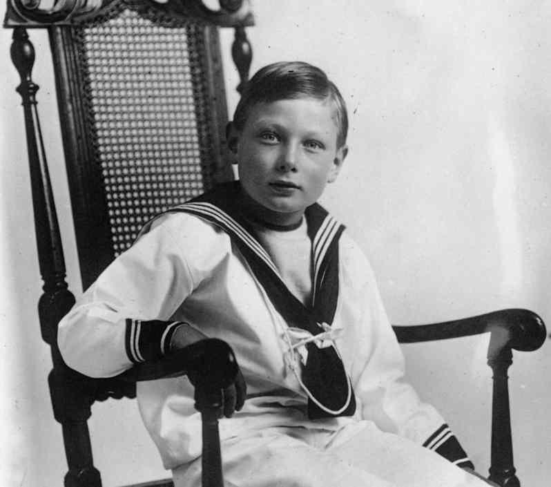Prinz John von Großbritannien und Irland (*1905-1919)