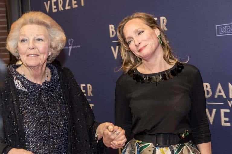 Prinzessin Beatrix und Prinzessin Margarita