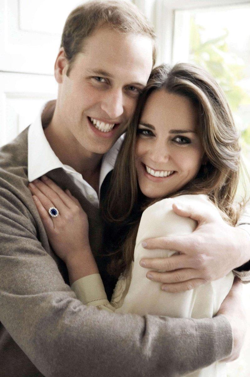 Der Heiratsantrag von Herzogin Kate