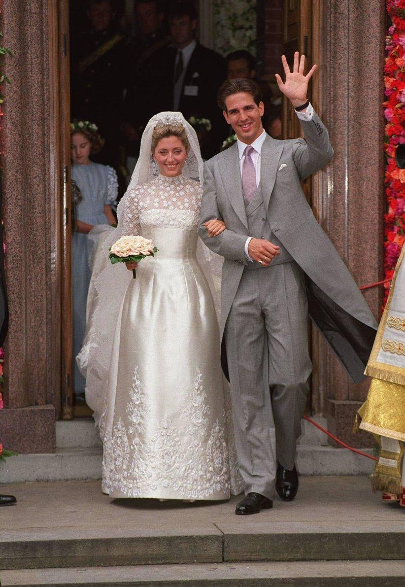Die teuersten Brautkleider der Royals -