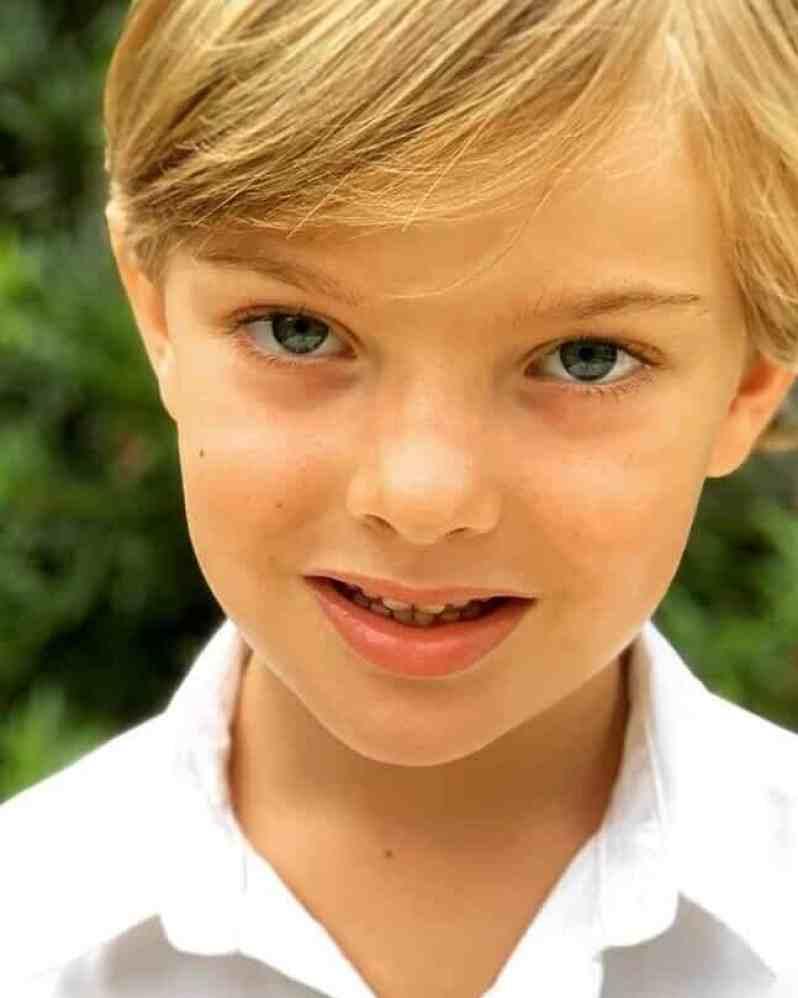 Prinz Nicolas von Schweden