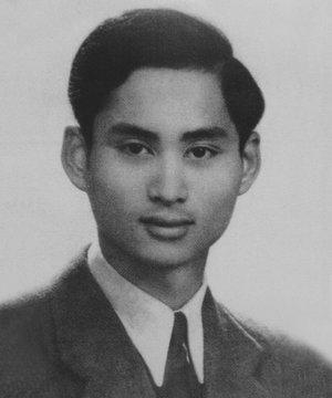 König Rama VIII. von Thailand (*1925–†1946)