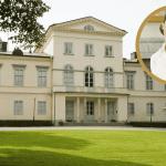 Schloss Haga von Kronprinzessin Victoria