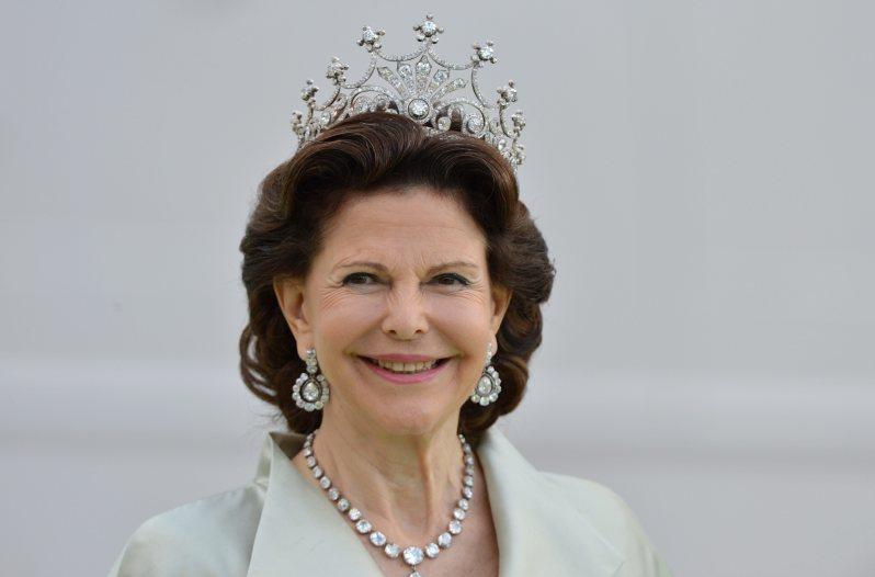 Königin Silvia aus dem schwedischen Königshaus