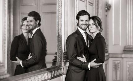 Prinzessin Sofia und Prinz Carl Philip