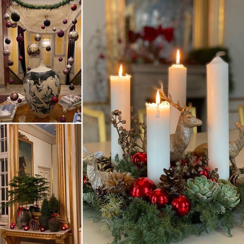 Kronprinzessin Mary feiert dritten Advent