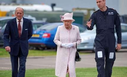 Prinz William ist stolz auf Queen Elizabeth und Prinz Philip