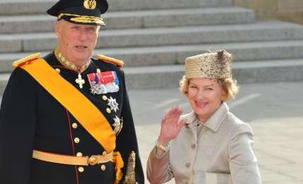 König Harald und Königin Sonja wurden geimpft – was ist mit Mette-Marit?