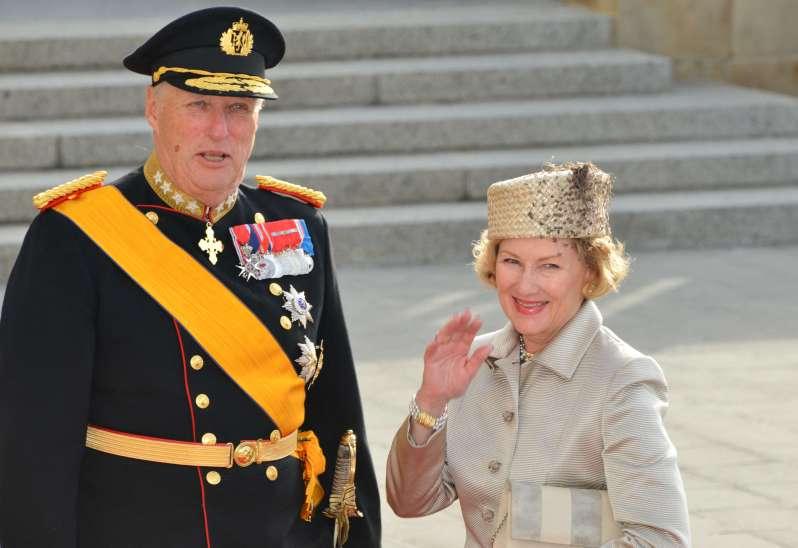 Königin Sonja und König Harald wurden geimpft – was ist mit Mette-Marit?