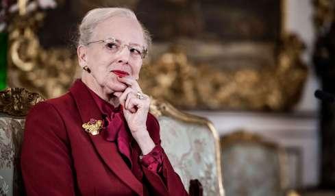 Königin Margrethe: Feuer in ihrem Schloss!