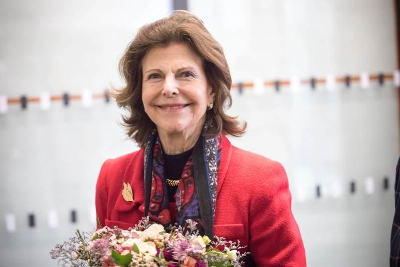 Königin Silvia: Tolle Nachrichten