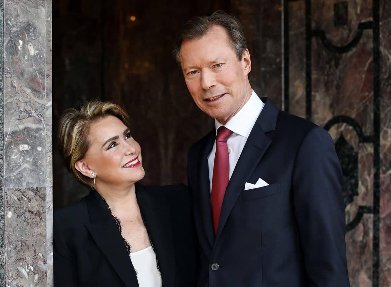 Maria Teresa und Henri von Luxemburg feiern 40. Hochzeitstag - ADELSWELT