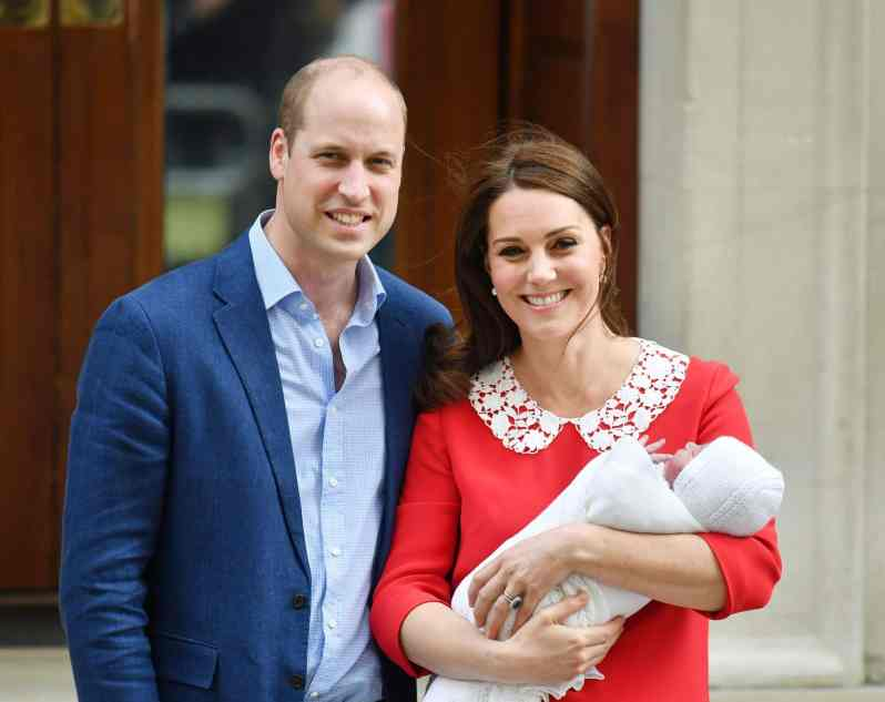 Die britischen Royals und ihre Baby-Bräuche