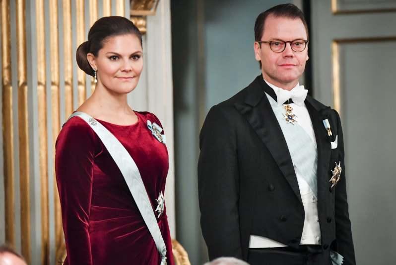Victoria & Daniel von Schweden: Gute Nachrichten!