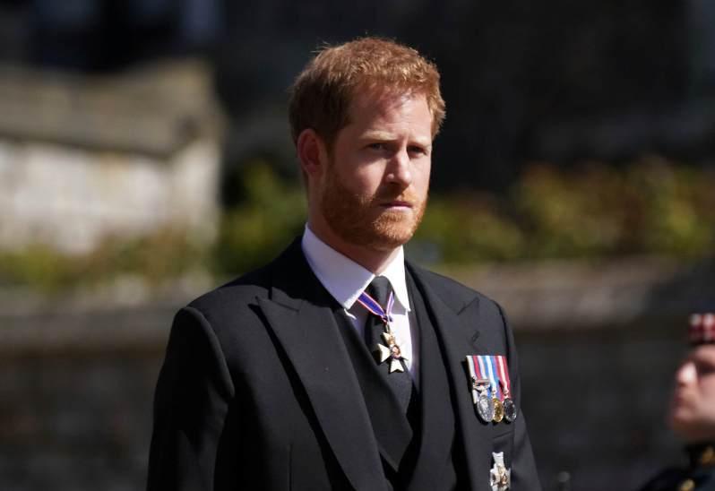 Prinz Harry: Umfeld dementiert Gerücht