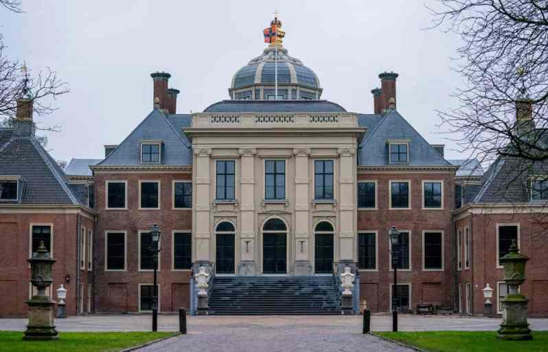 Wohnsitz Königin Maxima, Haus niederländische Royals