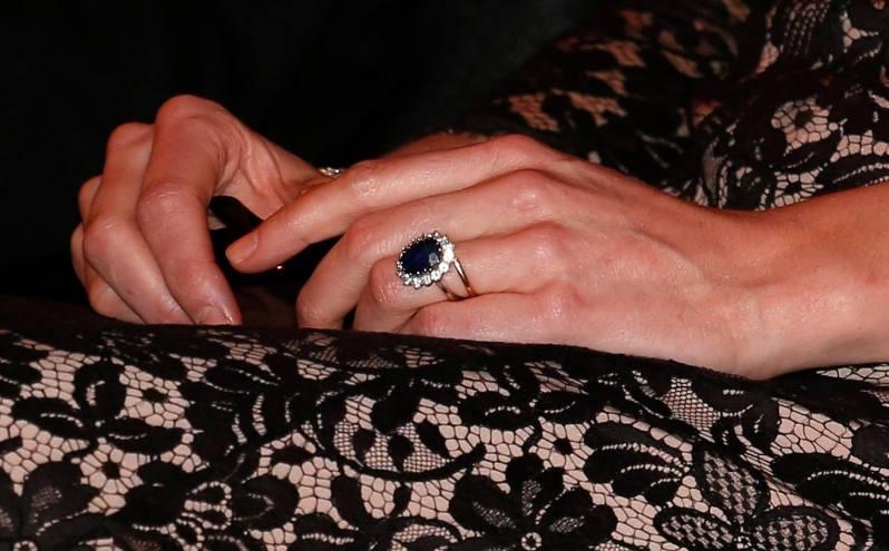 Der Verlobungsring von Herzogin Kate