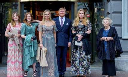 Königin Maxima und Familie
