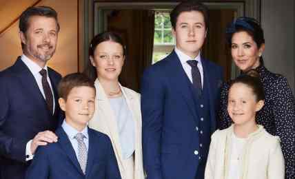Prinz Christian: Die offiziellen Fotos zu seiner Konfirmation