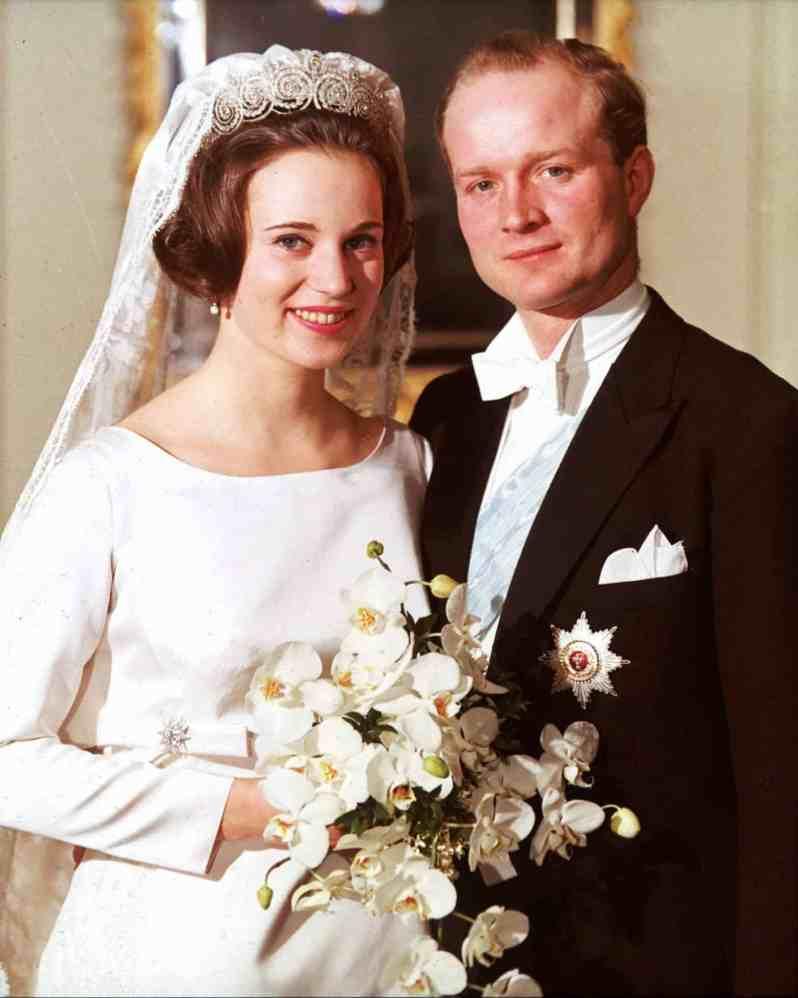 Prinzessin Benedikte und Prinz Richard