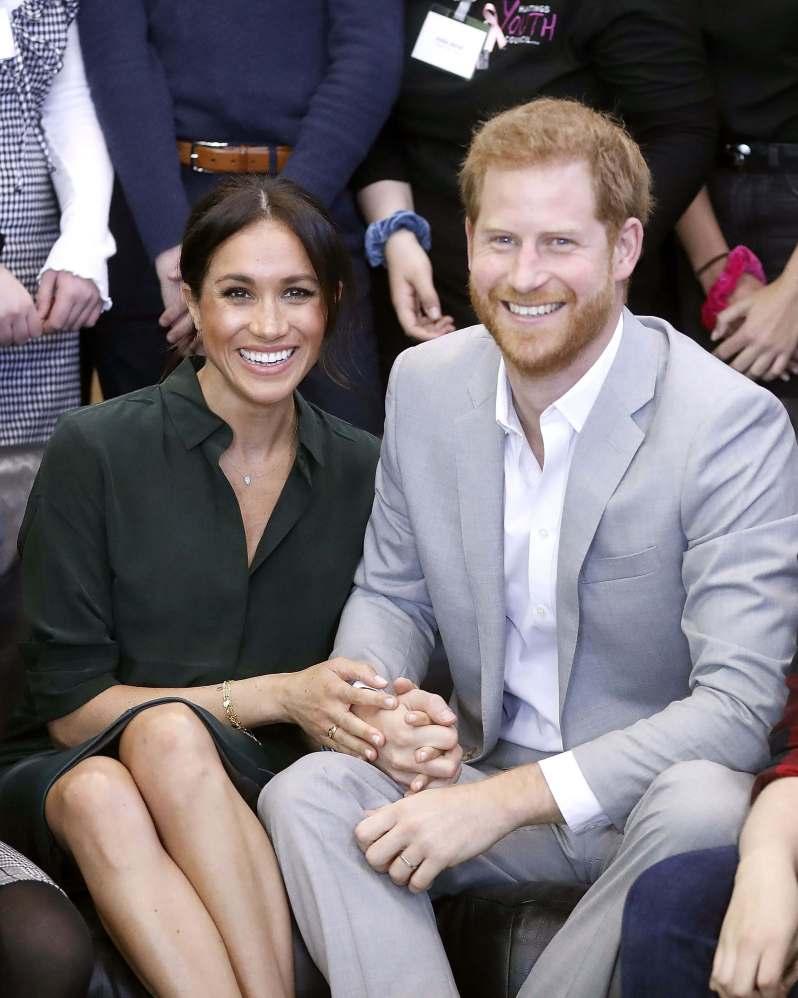 Meghan & Harry: So reagieren die Royals auf die Baby-News