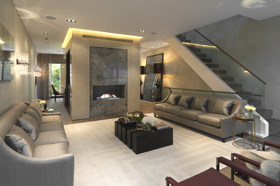 Sophisticated Living At The Chelsea Townhouses, London