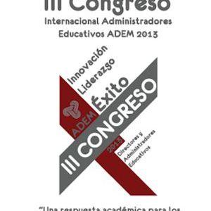 Memoria III Congreso