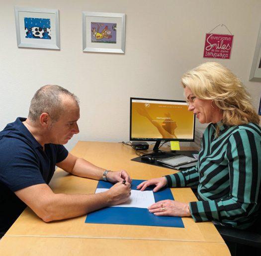 intake gesprek ademtherapie copd apneu hyperventilatie