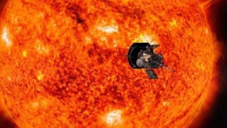 """ناسا"" تسجل رقماً قياسياً جديداً بالاقتراب من الشمس"