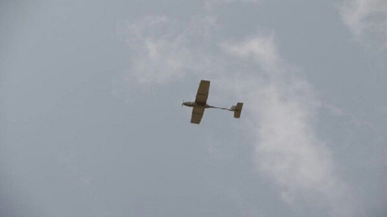 مشاريع عدة ورغبات لأطراف اخرى حملتها طائرة الحوثي المتفجرة