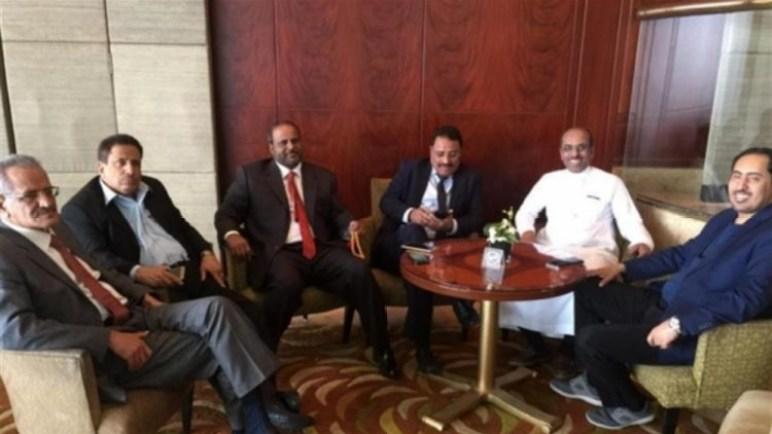 ما حقيقة ممارسة الإمارات ضغوط على الرئيس هادي والسلطات المصرية لمنع عقد مؤتمر الإئتلاف الجنوبي اليمني