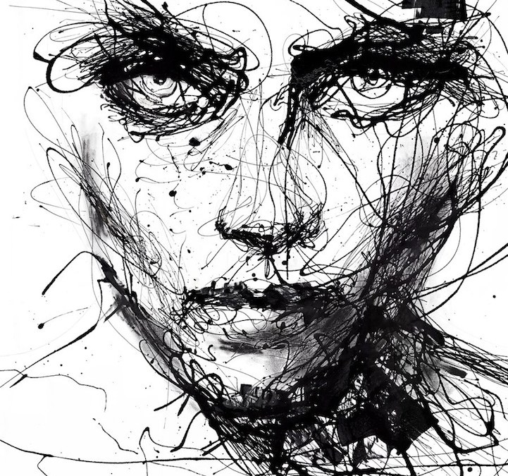 Powerful Dripping by Agnes-Cecile