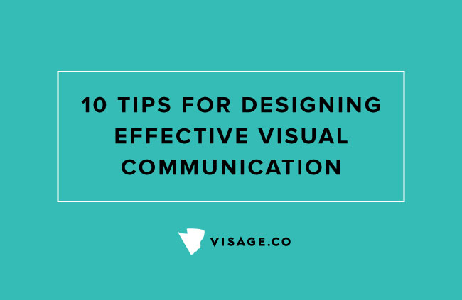 Effective Visual Communication # infographic