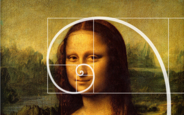 The Golden Ratio #infographic