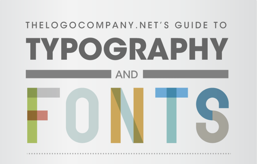 Typography and font
