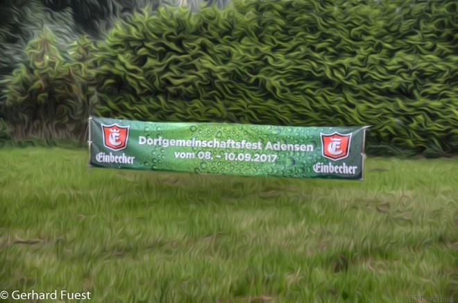 Dorfgemeinschaftsfest Adensen 08. bis 10.09.2017