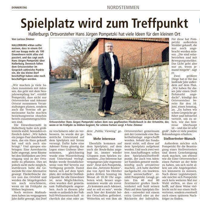 20180118_LDZ Hallerburg Spielplatz wird zum Treffpunkt