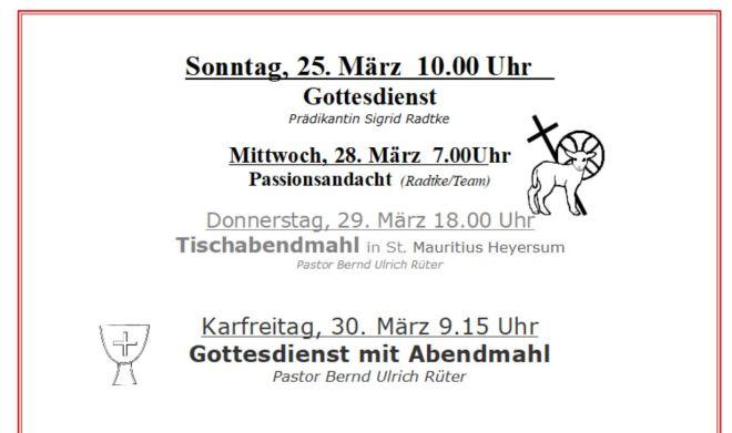 180303-02 Gottesdienste 03-18