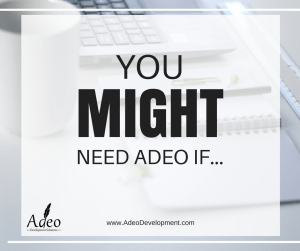 Adeo Development Solutions | Grant Consulting - Content Writing