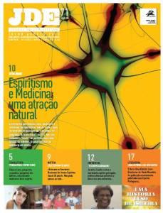 Está em circulação mais uma edição do «Jornal de Espiritismo», publicado pela ADEP!
