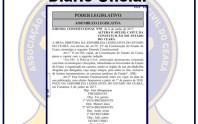 PEC que reinsere delegados da PC nas Carreiras Jurídicas é publicado no Diário Oficial