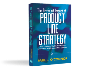 Book: The Profound Impact of Product Line Strategy