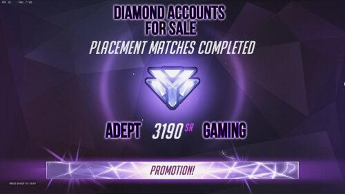Overwatch Adept Gaming