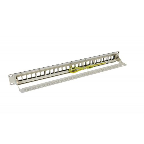 Excel Unloaded Keystone Jack Modular Patch Panels from £30.80