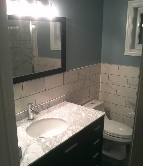 Family Bathroom Renovation  Adept Services
