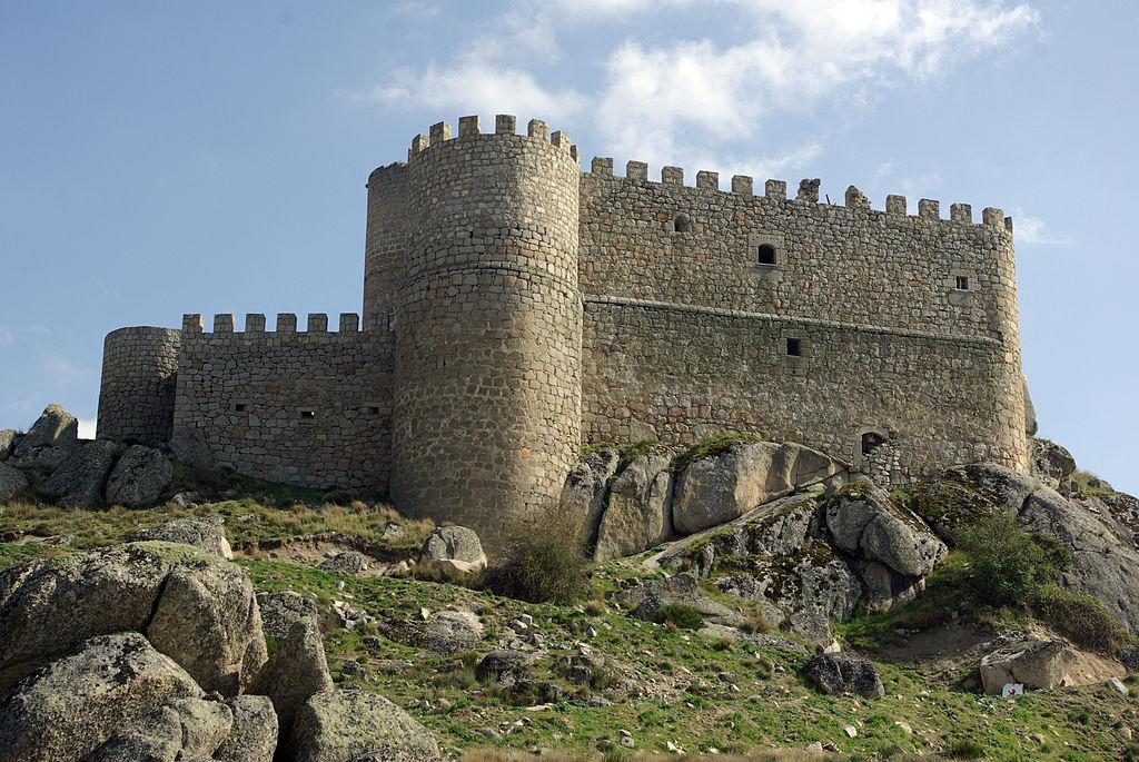 Castillo de Manqueospese | El Mironcillo