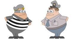 policial-bandido